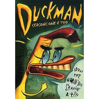 Duckman: Importação de EUA [DVD] 1-2 ª temporada