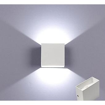 12w Ajustable, Up And Down Wall Light For Outdoor, Garden, Porch, Bedroom
