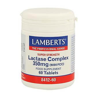Lactase Complex 60 tablets of 350mg