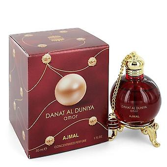 Ajmal Danat Al Duniya Amor Concentrated Perfume By Ajmal 1 oz Concentrated Perfume