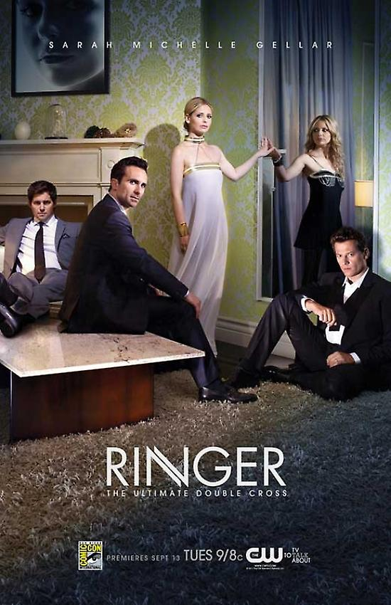 The Poster Corp Ringer (TV) Movie Poster Print (27 x 40) 27.00 x 40.00