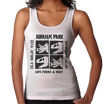 Jurassic Park 93 Tour Women's Vest