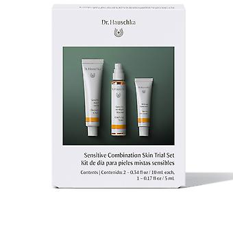 Dr. Hauschka Sensitive Kombination Haut Trial Set 3 Pz für Frauen