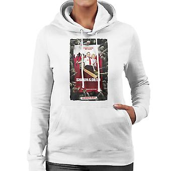 Shaun of the Dead Theatrical Poster Women's Hooded Sweatshirt