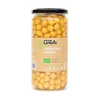 Cooked chickpeas 720 g