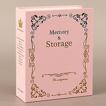100 Kieszenie 6-calowy album fotograficzny Picture Storage Scrapbooking Picture Case Album