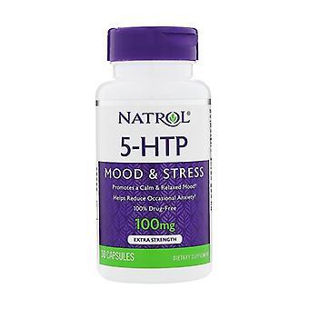 5-HTP, 100mg 30 capsules