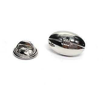 Rugby Ball Zinn Revers Pin