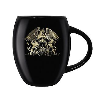 Queen Classic Crest Oval Mug