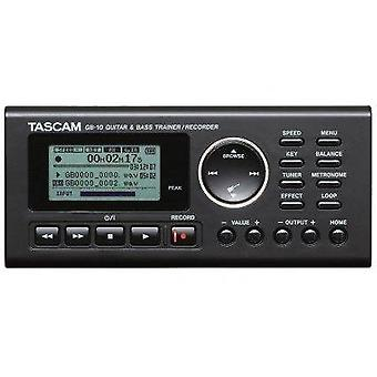 Tascam gb10 guitar/bass trainer with recorder ps88755