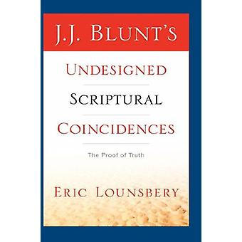 J. J. Blunt's Undesigned Scriptural Coincidences by Eric Lounsbery -