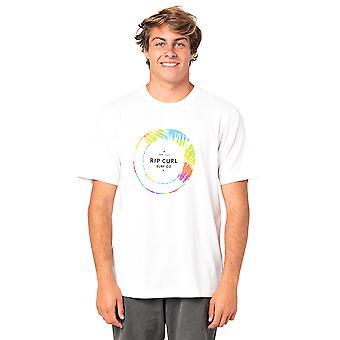 Rip Curl Men's T-Shirt ~ Filter lt white