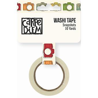 Simple Stories Washi Tape - Snapshots
