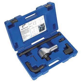 Sealey Ak6290 Torque Multiplier Set 7Pc 1/2-3/4Sq Drive