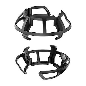 1 Pair anti-collision vr grip handle ring bumper cover for oculus quest 2