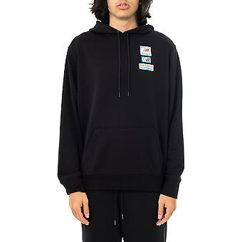 Sweat-shirt homme nouvel équilibre essentiels journée champ hoodie mt11514bk