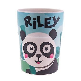 History & Heraldry Bamboo Crew Beaker Panda Riley