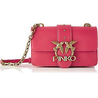 Pinko, LOVE MINI ICON SIMPLY 5 CL VIT Damen, O96_ROSA BRILLANTE, U