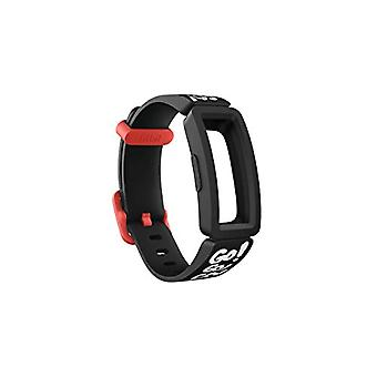 Fitbit Ace 2 Printed Straps, Go!, One Size