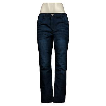 Kvinder med Kontrol Kvinder ' s Jeans Reversibles Blue A371682