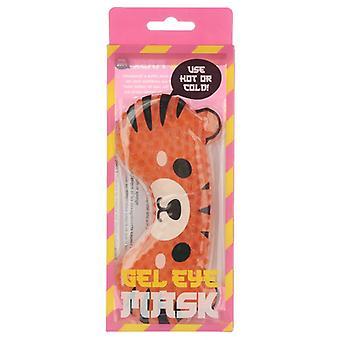 Tiger Cutiemals Gel Augenmaske