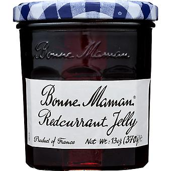 Bonne Maman Jelly Red Currant, Case of 6 X 13 Oz