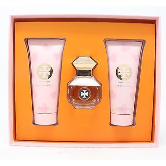 Tory Burch Love Implacablemente Eau De Parfum 3 Pcs Set / Nuevo con caja