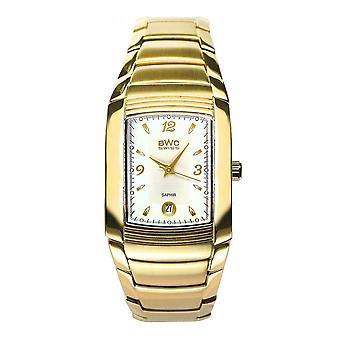BWC Swiss - Wristwatch - Men - Quartz - 20781.51.05