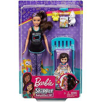 Barbie GHV88 Skipper Barnevakter Inc Dukke og tilbehør