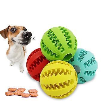 4db Treat Ball Játék Interaktív adagoló Élelmiszer gumi Kutya