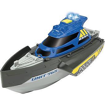 Special Forces Patrol, Spielzeugboot, Spezialeinheit, Sondereinheit, Polizeiboot mit Aufziehschnur,