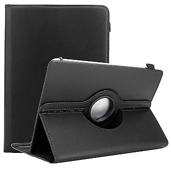 Cadorabo Чехол для планшета Lenovo Tab E10 (10.1) - Защитный чехол из синтетической кожи с функцией подставки