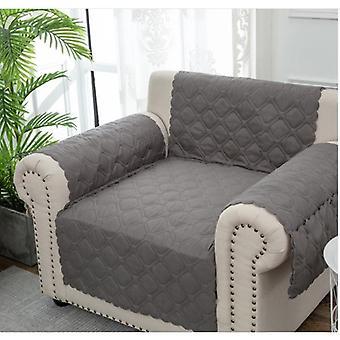 (1 Plaza) Funda de sofá muebles impermeables Protector de mascotas