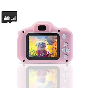 Mini Kids Digitaalinen Hd 1080p Valokuvakamera