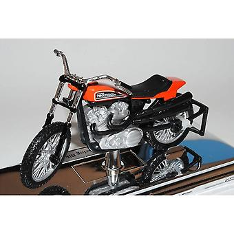 Maisto Harley Davidson 1972 XR 750 Racing Bike Motorbike 1:18