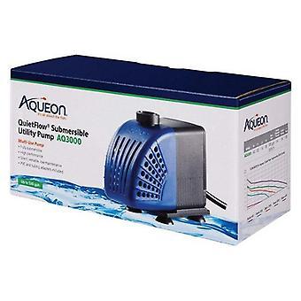 Aqueon QuietFlow Submersible Utility Pump - AQ3000 (530 GPH)