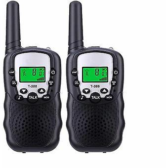 2 pequeños walkie talkies para niños, walkies-walkies pequeños para niños, walkies portátiles
