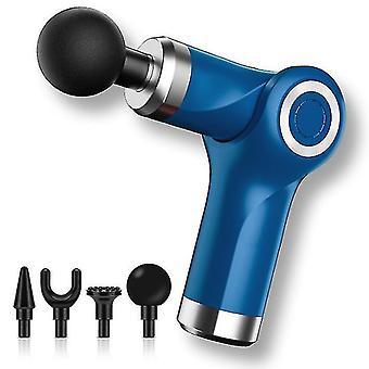 Percussion Massage Gun Muskel Massage Gun Tiefes Gewebe für ganzkörper ruhige Handheld-Schulter