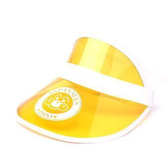 Men's And Women's Fashion Hats Transparent Sun Protection Hats