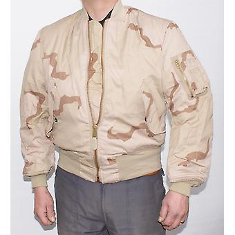 New Us Alpha Ma1 Bomber Flight Combat Jacket
