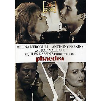 Phaedra [DVD] USA import