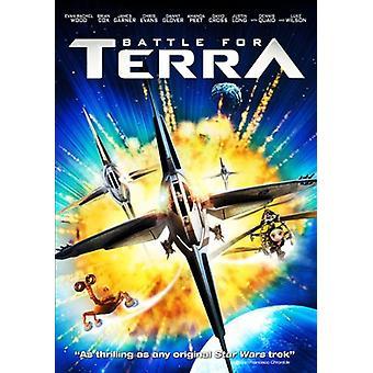 Batalla por Terra [DVD] USA importar