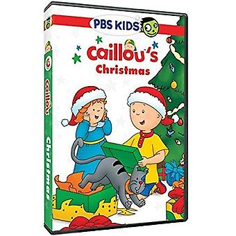 Caillou: Caillou Weihnachten [DVD] USA import