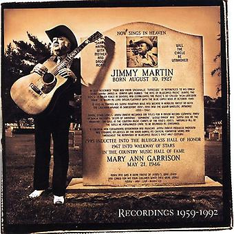 Jimmy Martin - Songs of a Free Born Man: Jimmy Martin [CD] USA import