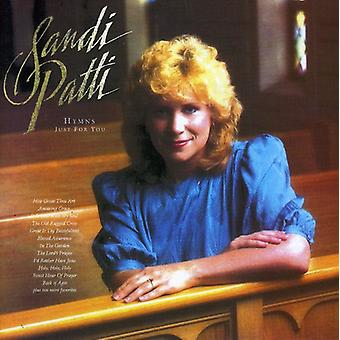 Sandi Patty - Hymns Just for You [CD] USA import