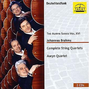 J. Brahms - Brahms: String Quartets [CD] USA import