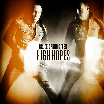 Bruce Springsteen - High Hopes [CD] USA import