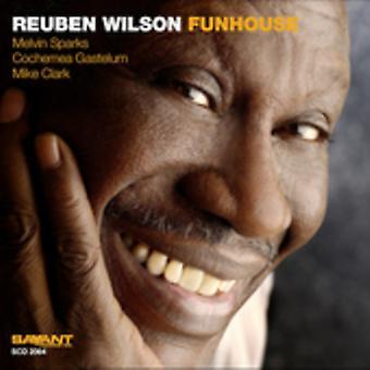 Reuben Wilson - importation USA Fun House [CD]