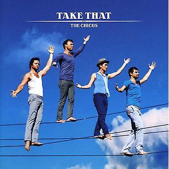 Take, die - Zirkus [CD] USA import
