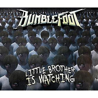 Bumblefoot - Little Brother Is Watching [Vinyl] USA import